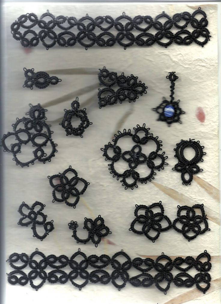 free standing lace tutorial