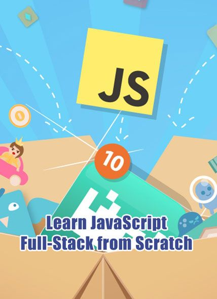 full stack javascript tutorial