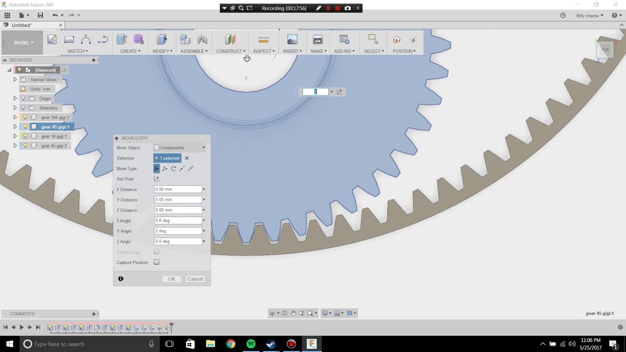 fusion 360 tutorial youtube