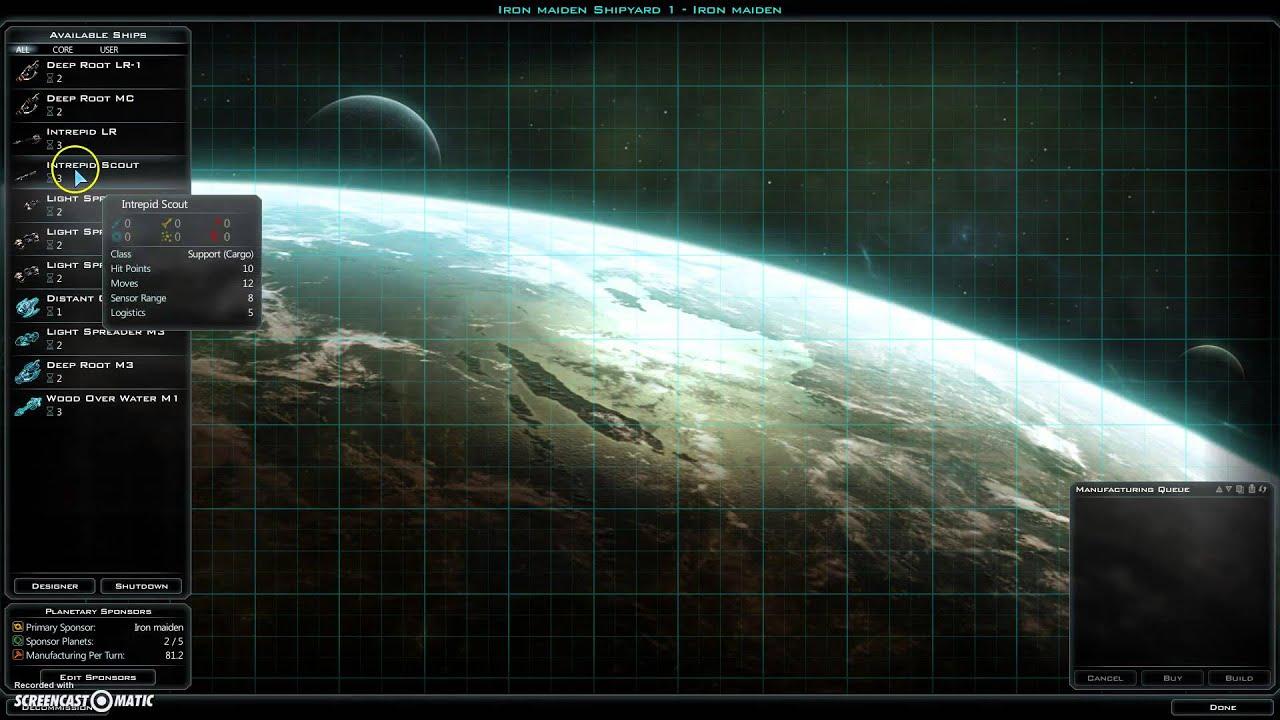galactic civilizations 3 tutorial