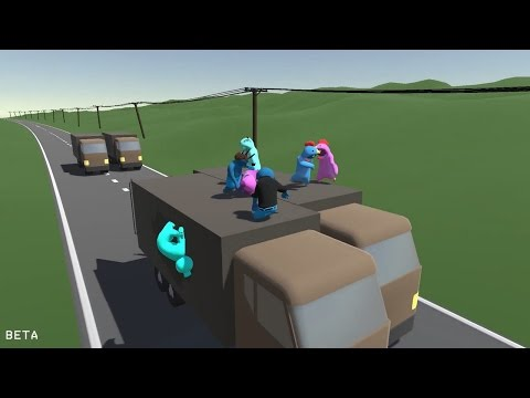 gang beasts ps4 tutorial