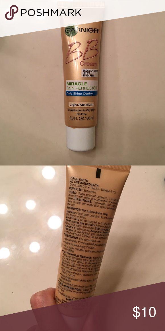 garnier bb cream tutorial