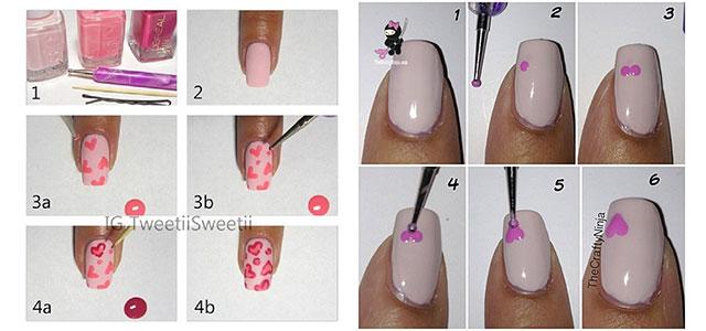 gel nail tutorial for beginners