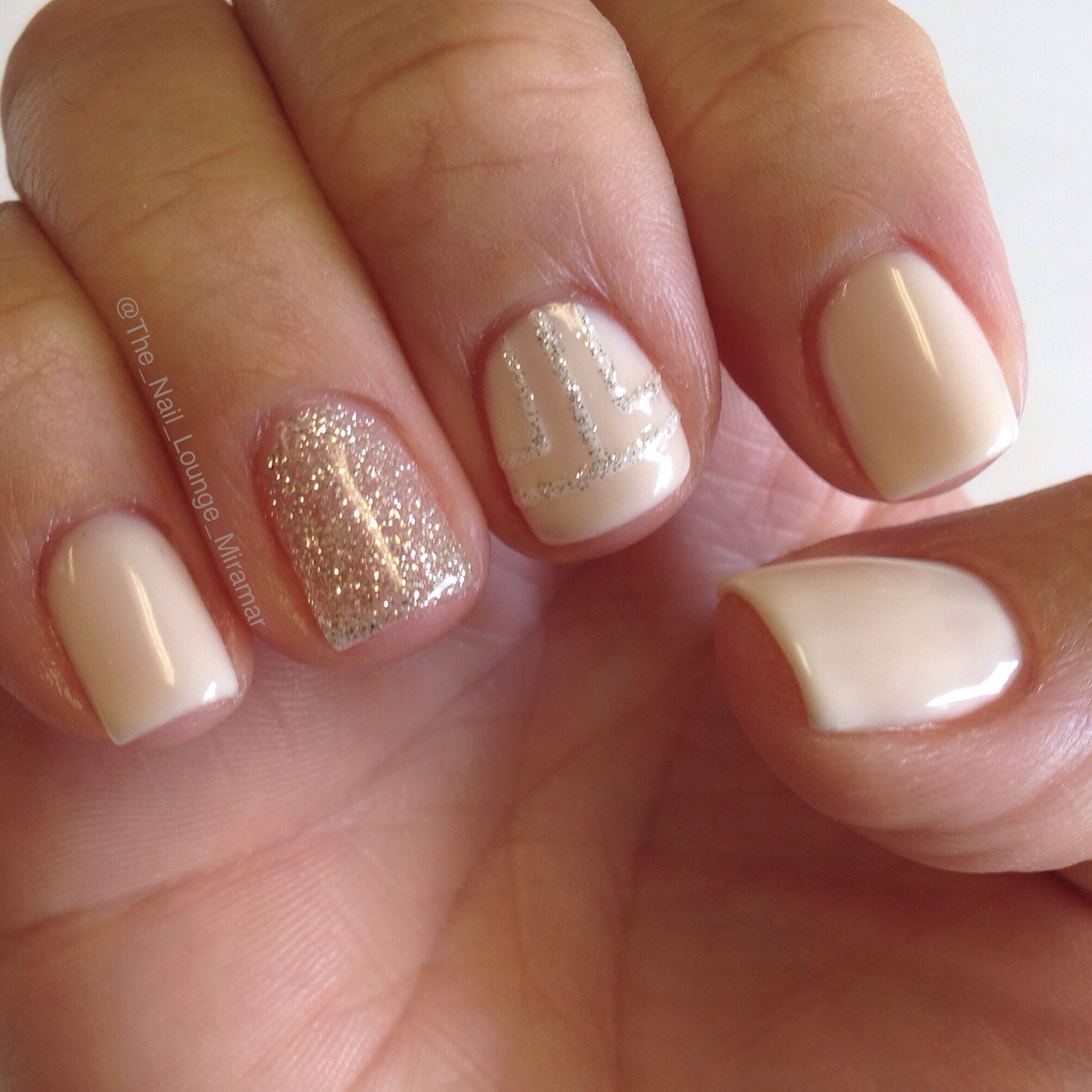 gelish ombre nails tutorial