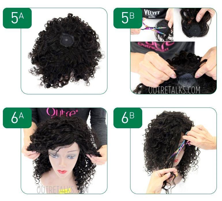 gene simmons hair tutorial