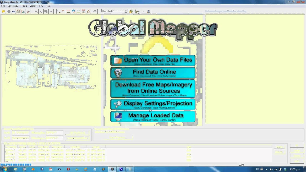 global mapper tutorial video