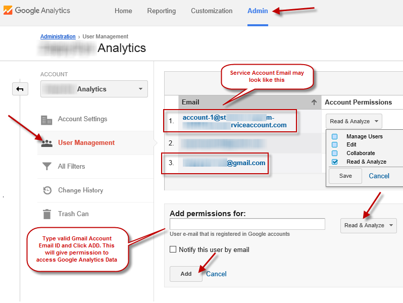 google analytics setup tutorial