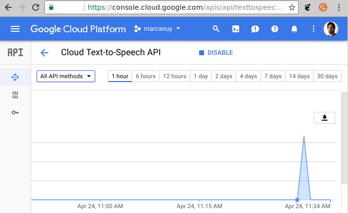 google cloud speech api tutorial