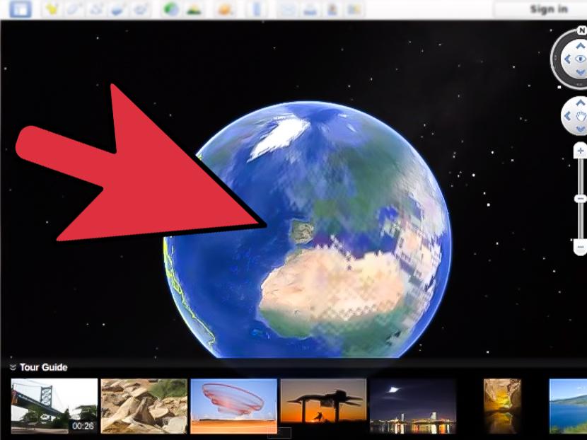 google earth tutorial 2017