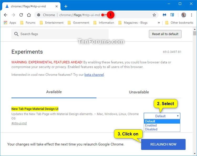google web page design tutorial