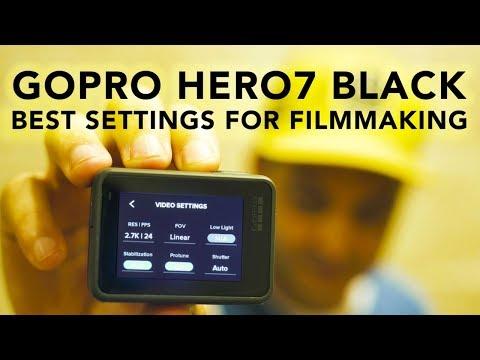 gopro hero 5 settings tutorial