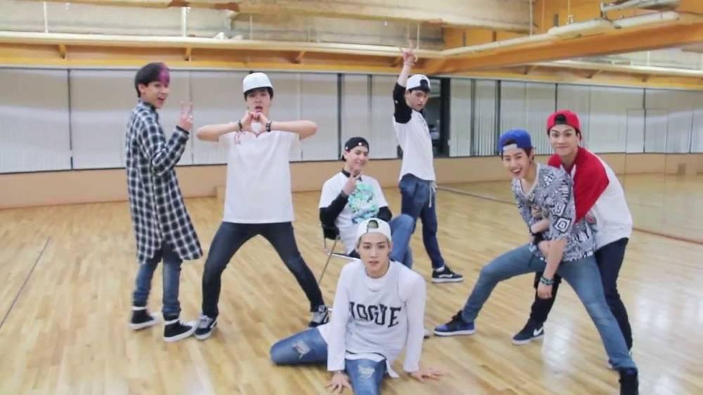 got7 i like you dance tutorial