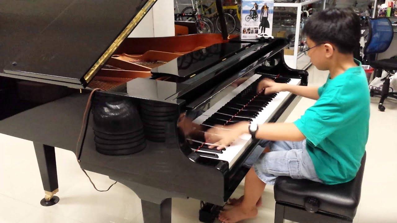 guren no yumiya piano tutorial