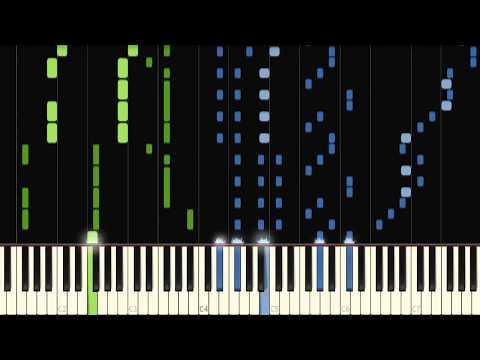 halo piano tutorial slow