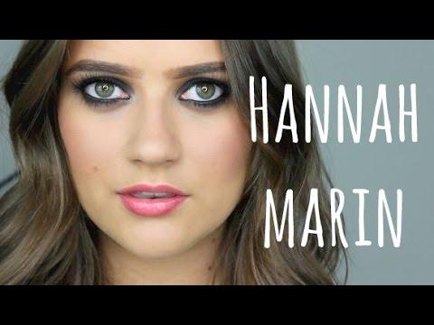 hanna marin makeup tutorial