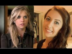 hanna pretty little liars hair tutorial