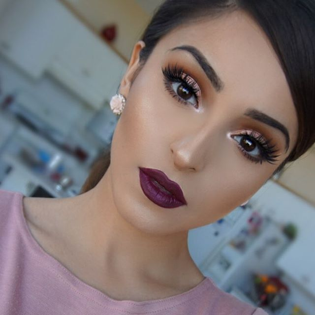heavy eyeliner makeup tutorial