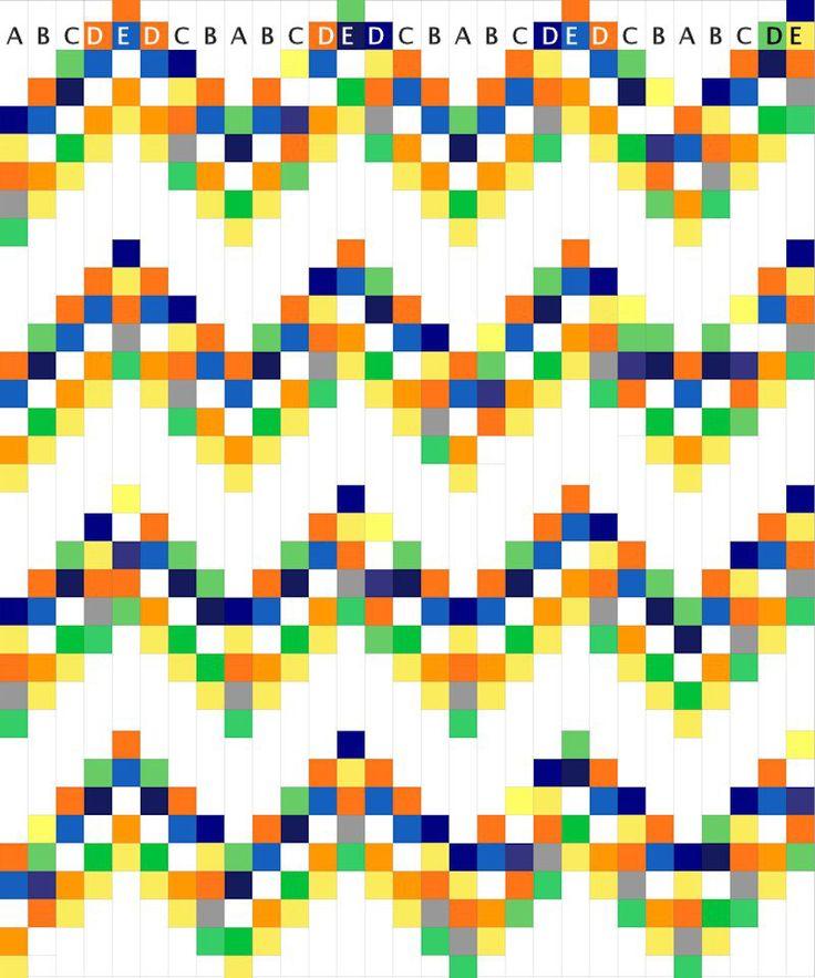 herringbone quilt pattern tutorial