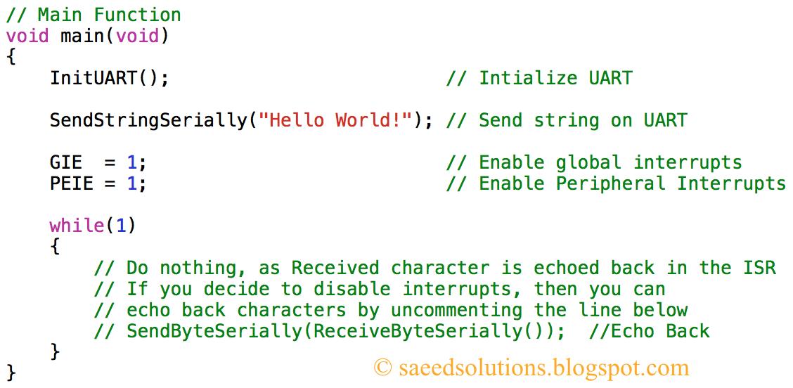 hi tech c compiler pic tutorial