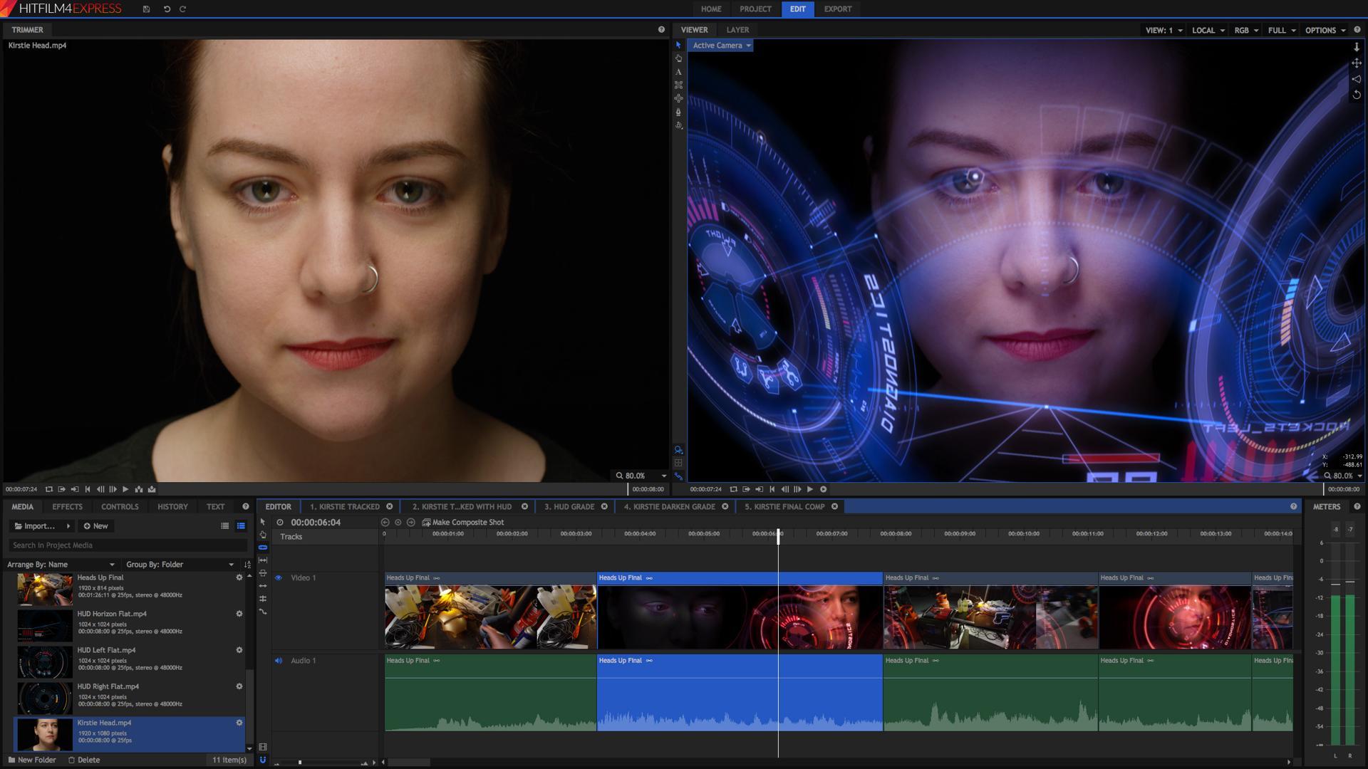 hitfilm express 2017 tutorial