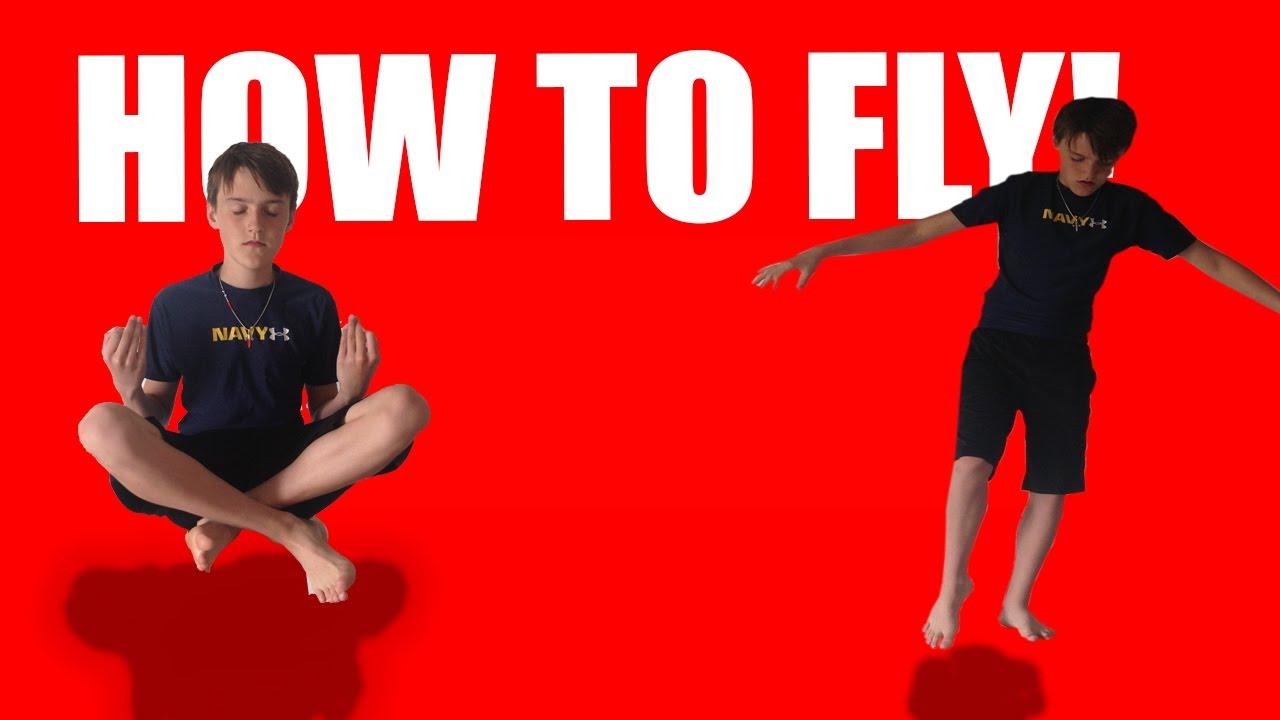 how to fly tutorial
