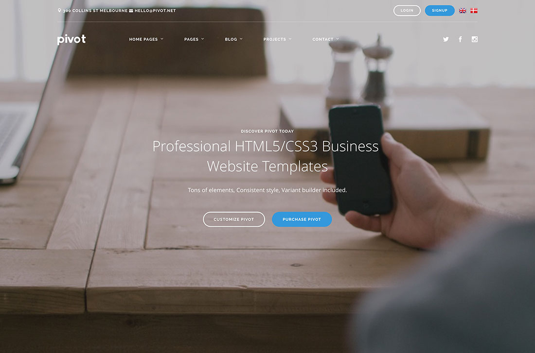 html5 css3 templates tutorial