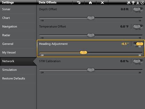 humminbird down imaging tutorial