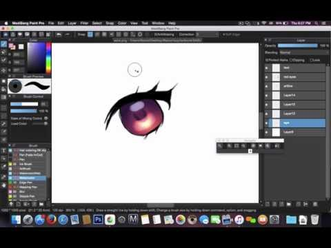 infinite painter android tutorial