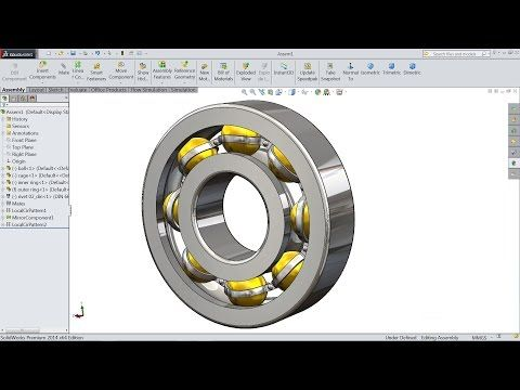 inventor 2016 assembly tutorial