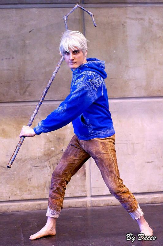 jack frost staff tutorial