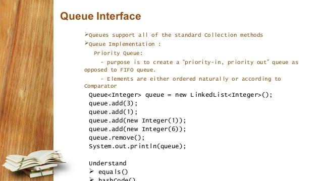 java priority queue tutorial