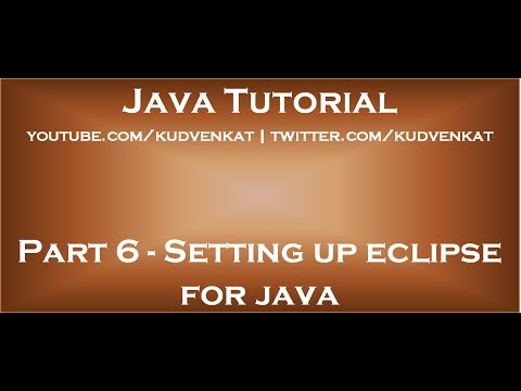 java tutorial for beginners using eclipse
