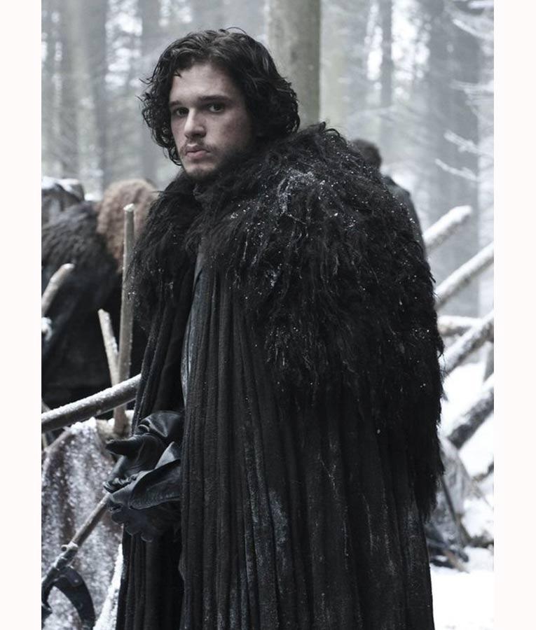 jon snow cloak tutorial
