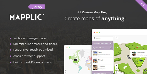 jquery interactive map tutorial