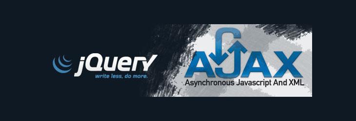jquery mobile ajax tutorial