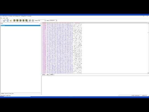 jtag flash programming tutorial