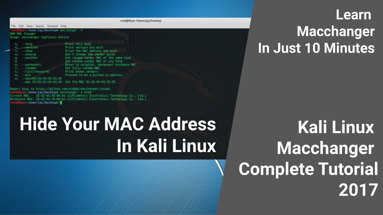 kali linux tutorial in hindi