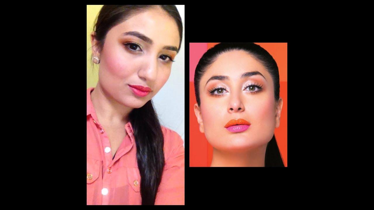 kareena kapoor makeup tutorial