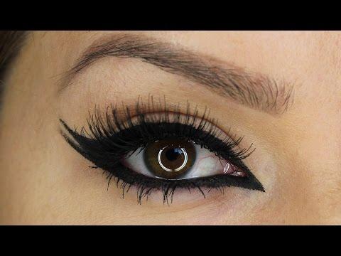 kat von d eyeliner tutorial