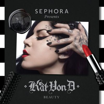 kat von d makeup tutorial sephora
