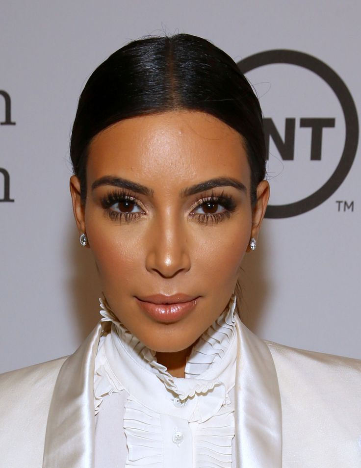 kim kardashian foundation tutorial