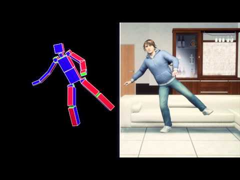kinect motion capture tutorial