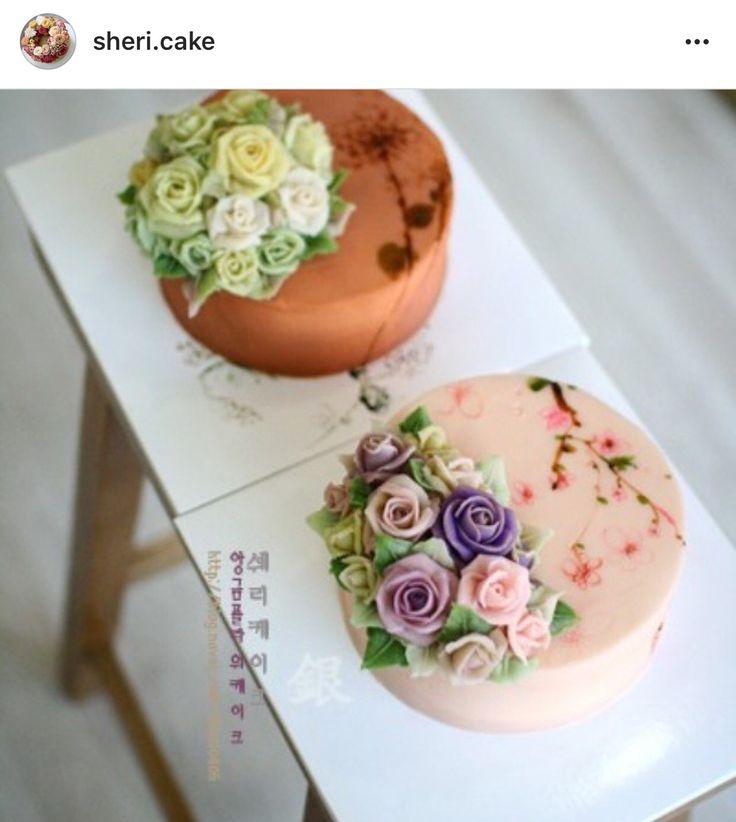 korean buttercream flowers tutorial