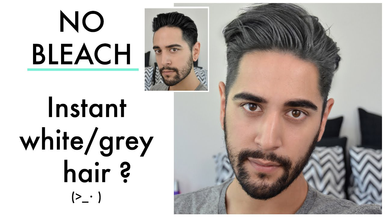 kpop hair tutorial male