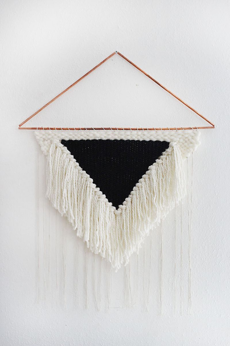 large macrame wall hanging tutorial