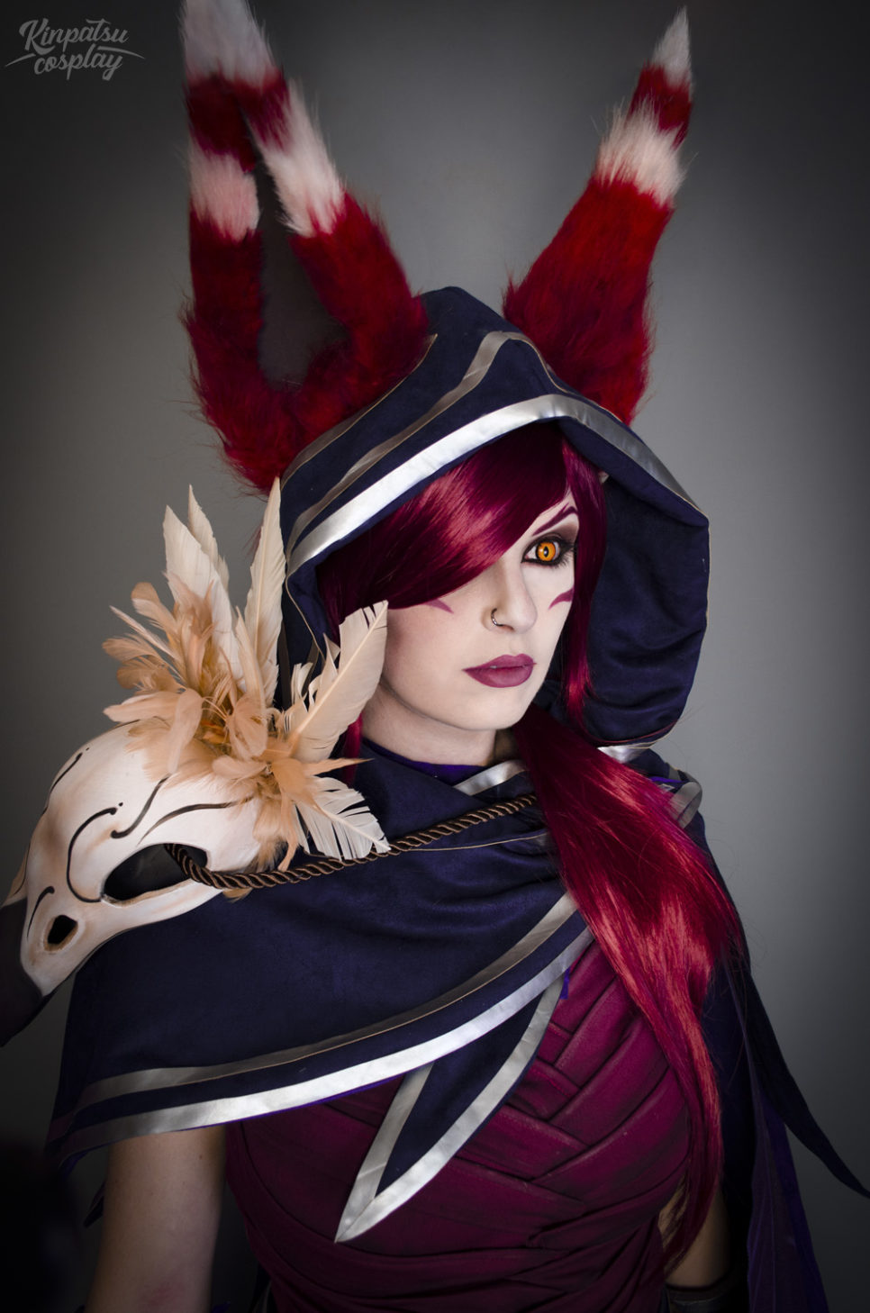 league of legends cosplay tutorial