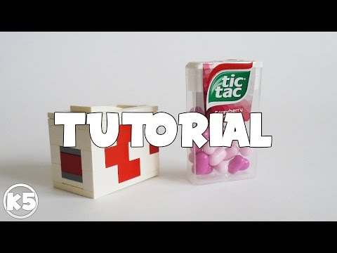 lego puzzle box tutorial