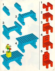 lego puzzle box tutorial