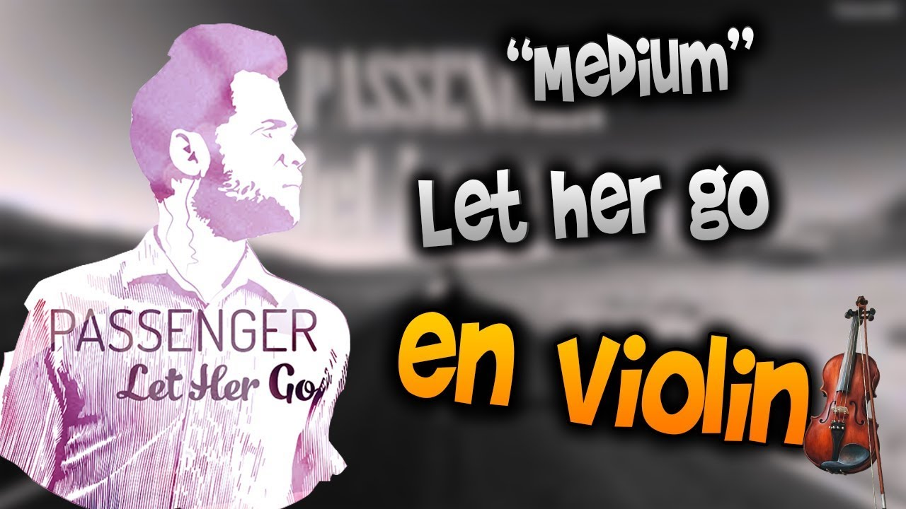let her go passenger tutorial