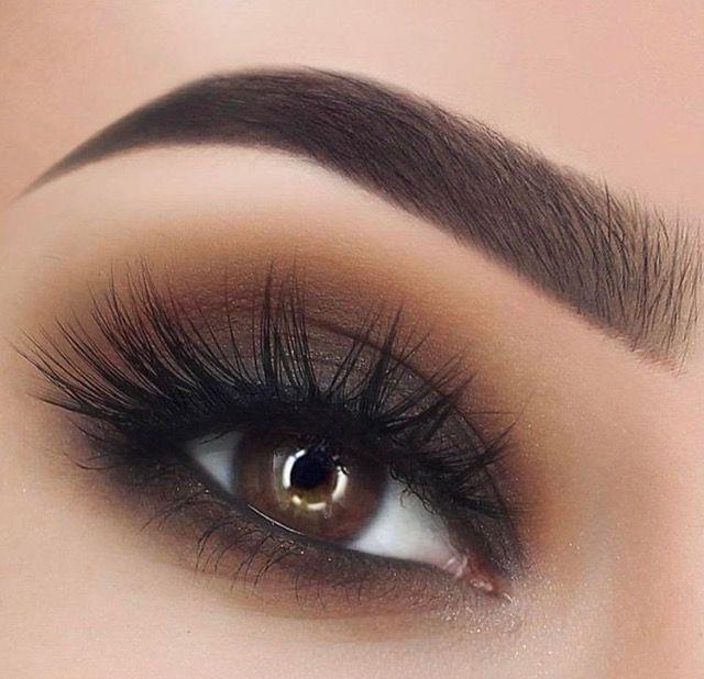 light brown eyeshadow tutorial